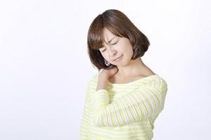 自律神経失調症の症状:肩こり