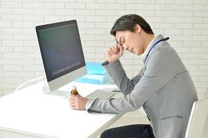 自律神経失調症の原因:働きすぎ